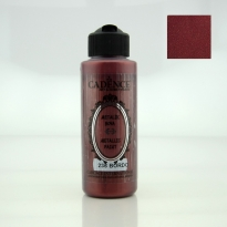 236 Bordo 120ML Metalik Boya