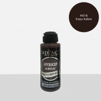 H018 Koyu Kahve - Multisurfaces 120ml