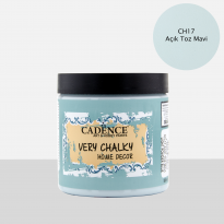 CH17  Lıght powder Blue - 500ML Very Chalky Home Decor