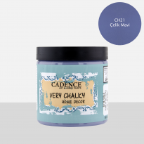 CH21 Steel Blue - 500ML Very Chalky Home Decor