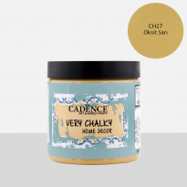 CH27 Oxıde Yellow - 500ML Very Chalky Home Decor