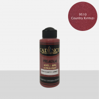 70ML(cc) 9510 Country Red