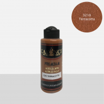 3210 Terracotta - Premium Akrilik 250ml