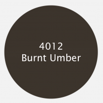 4012 Burnt Umber - Premium Akrilik 750ml