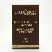 Quick Casting Resin Set 500ml