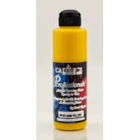 PP03 Yellow - Professionals Ready to Use Acrylic Pouring Paint 250ml