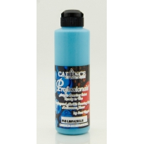 PP09 Azur Blue - Professionals Ready to Use Acrylic Pouring Paint 250ml