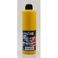 PP03 Yellow - Professionals Ready to Use Acrylic Pouring Paint 500ml