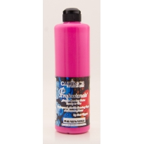 PP06 Fuchsia - Professionals Ready to Use Acrylic Pouring Paint 500ml